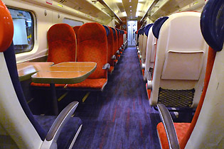rail travel europe