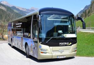 coach travel europe