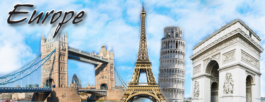 Europe Travel Packages Finding The Best Deals - Europe travel package