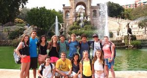 europe teen travel