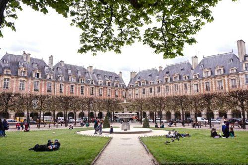 Palace des Vosges
