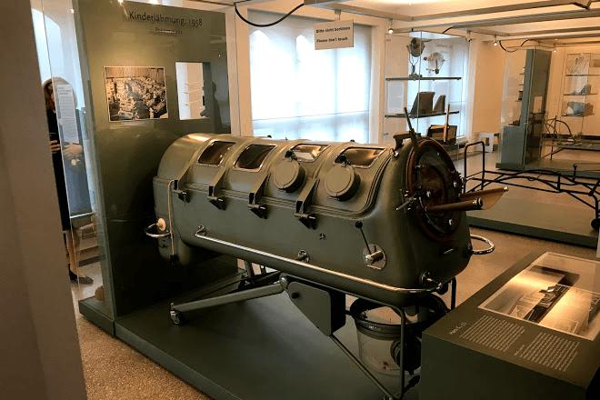 berlin museum medical history